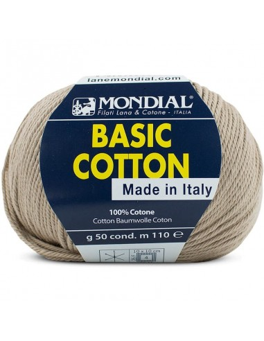 BASIC COTTON 50GR COL 163 MONDIAL