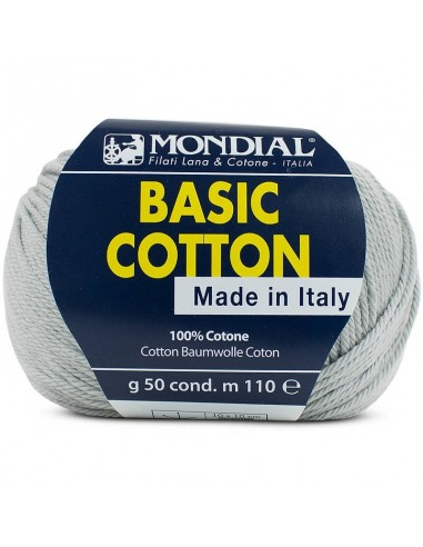 BASIC COTTON 50GR COL 207 MONDIAL