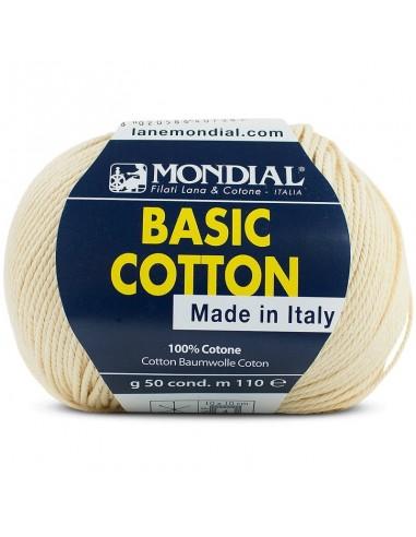 BASIC COTTON 50GR COL 466 MONDIAL