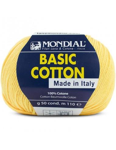 BASIC COTTON 50GR COL 509 MONDIAL