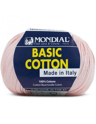 BASIC COTTON 50GR COL 525 MONDIAL