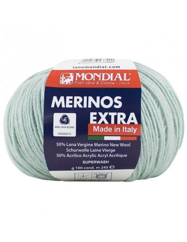 MERINO EXTRA 100GR COL 248 MONDIAL