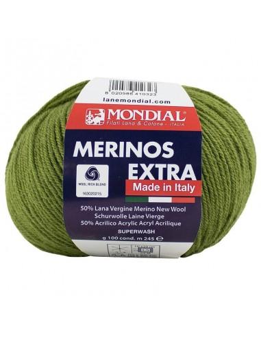 MERINO EXTRA 100GR COL 282 MONDIAL