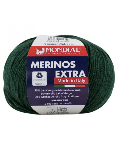 MERINO EXTRA 100GR COL 52 MONDIAL