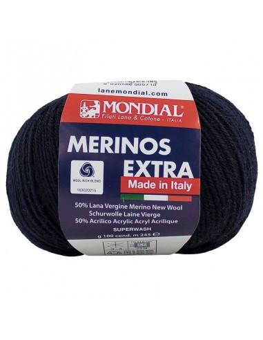 MERINO EXTRA 100GR COL 417 MONDIAL