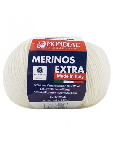 MERINO EXTRA 100GR COL 426 MONDIAL