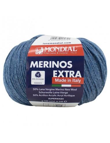 MERINO EXTRA 100GR COL 453 MONDIAL