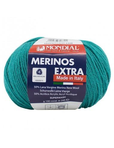 MERINO EXTRA 100GR COL 755 MONDIAL